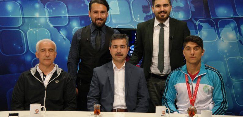 ÇALIŞMALARIMIZ AKSU TV'DE
