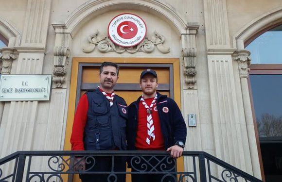 LİDERLERİMİZ AZERBAYCAN'DA
